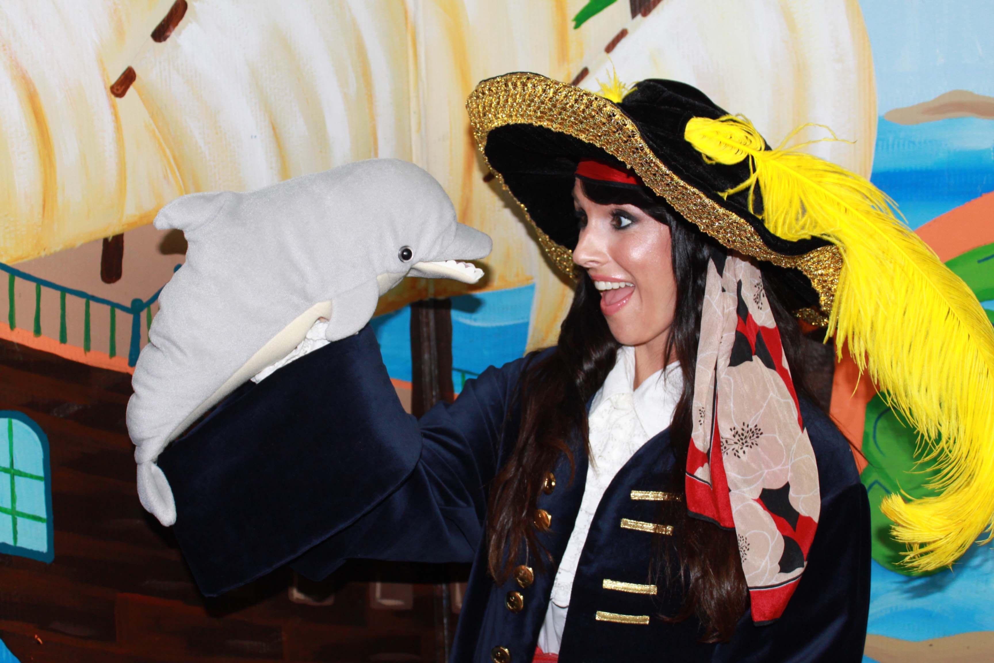 Une belle histoire d'amitié sous la mer : La Pirate et le Dauphin