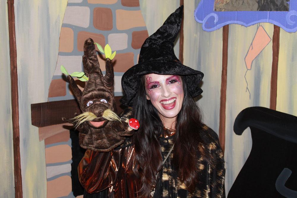 Spectacle pour Enfant Halloween – Les Bottes Ensorcelées (2017)