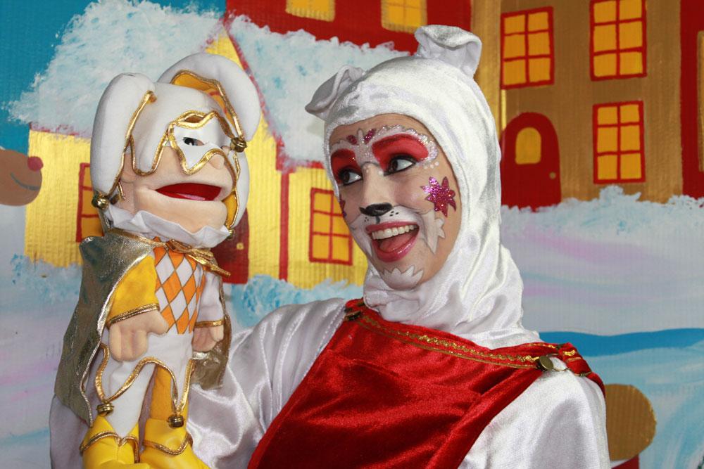 Spectacle pour enfants Noel - Où est là Tuque du Père Noël (2017)