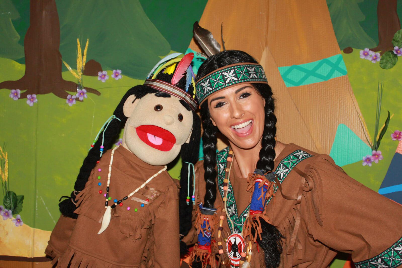 Petit Loup et le Windigo: au temps des Amérindiens